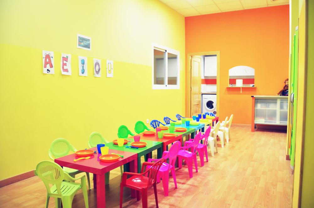 centro de ocio escuela infantil parla la oreja verde